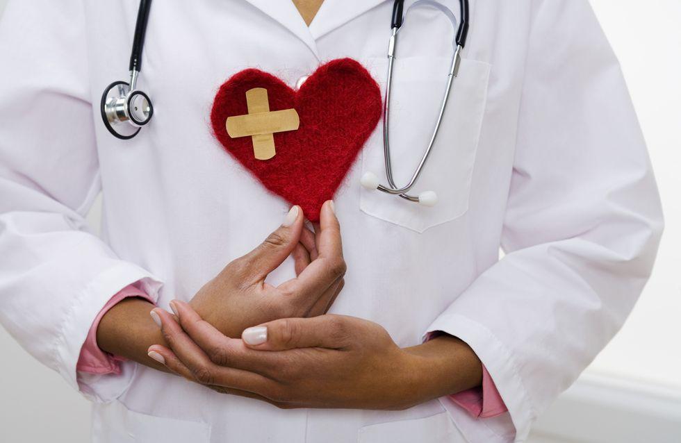 Et si avoir le cœur brisé protégeait contre la crise cardiaque ?