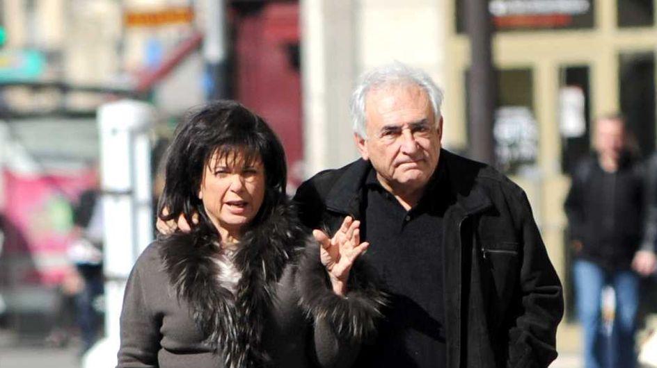 Anne Sinclair aurait quitté Dominique Strauss-Kahn