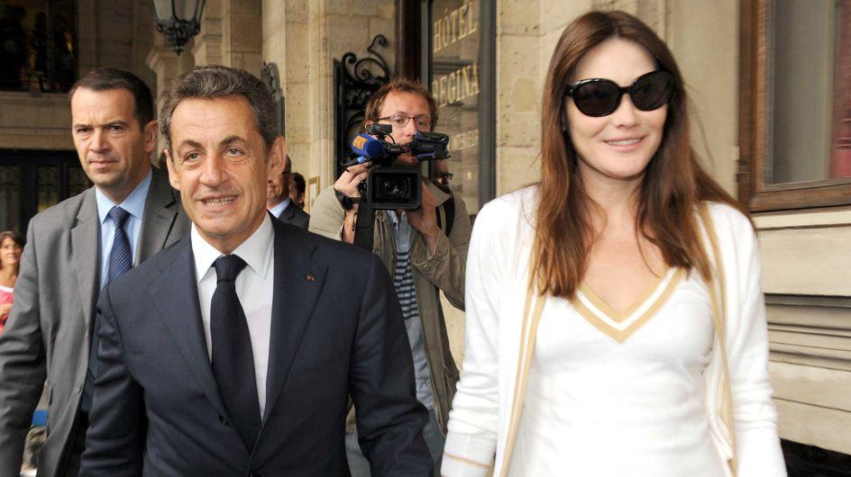 Carla Bruni-Sarkozy : Elle serait à nouveau enceinte !
