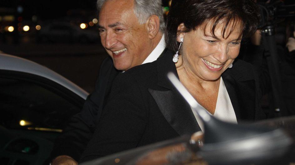 Anne Sinclair - DSK : Quel partage des biens en cas de divorce ?