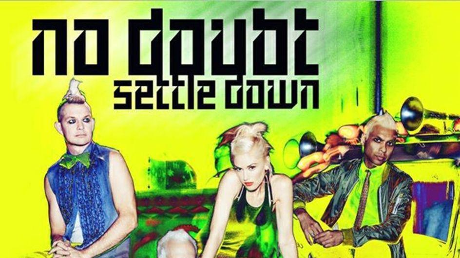 No Doubt : Ils sont de retour avec une pochette de single ultra kitsch (Photos)