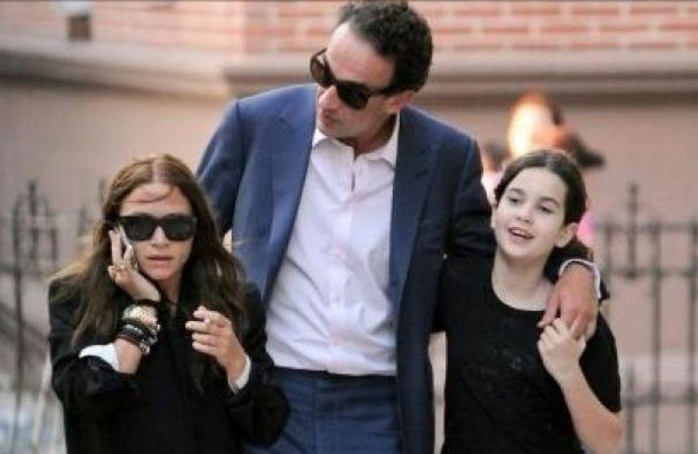 Mary-Kate Olsen et Olivier Sarkozy : Le père de la jumelle fou de rage