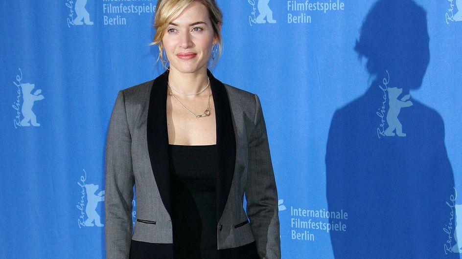 """Kate Winslet : """"J'ai de la cellulite et mes seins ne sont pas parfaits"""""""