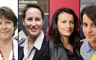 Martine, Ségolène, Cécile, Najat : Qui sont les femmes politiques de gauche préf