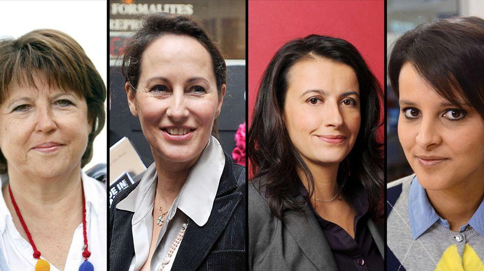 Martine, Ségolène, Cécile, Najat : Qui sont les femmes politiques de gauche préférées des Français ?