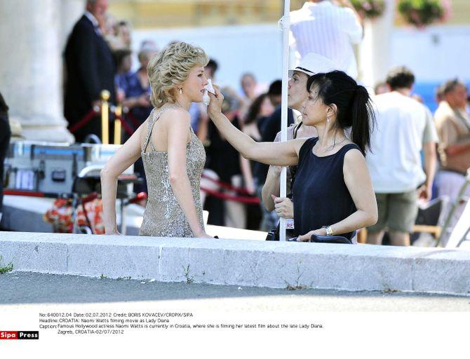 Naomi Watts en Lady Diana