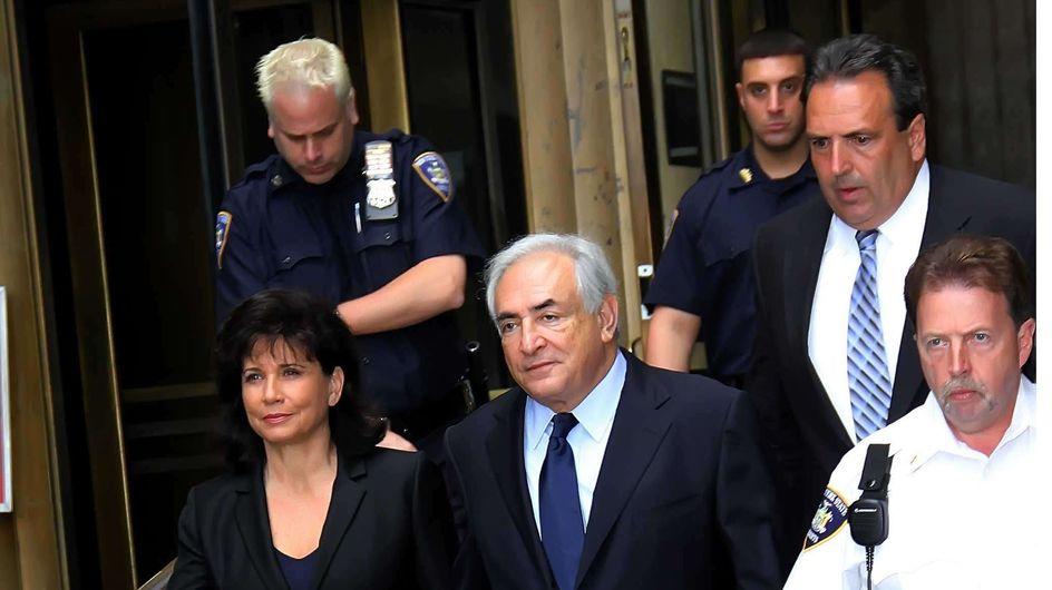 Anne Sinclair – DSK : Un proche confirme leur séparation