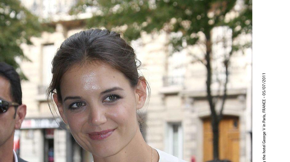 Katie Holmes : Surveillée par la Scientologie ?