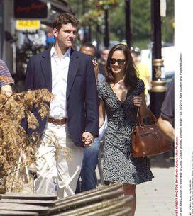 Pippa Middleton : De nouveau en couple avec Alex Loudon !