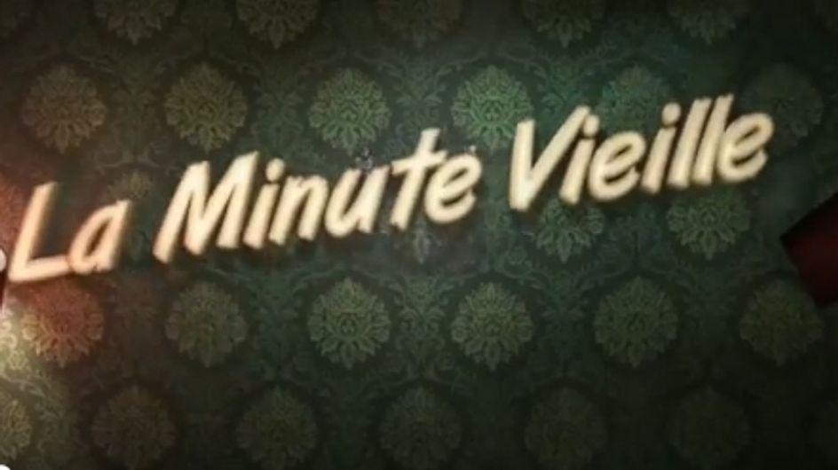 Après 'la minute blonde', découvrez 'la minute vieille' ! (Vidéo)
