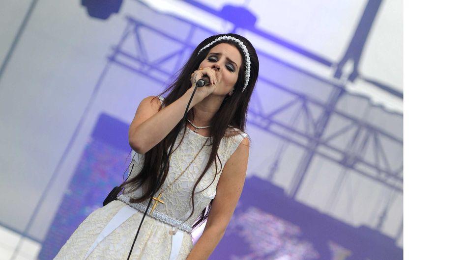 Lana Del Rey : En Mal-Aimée aux Eurockéennes (Photos)
