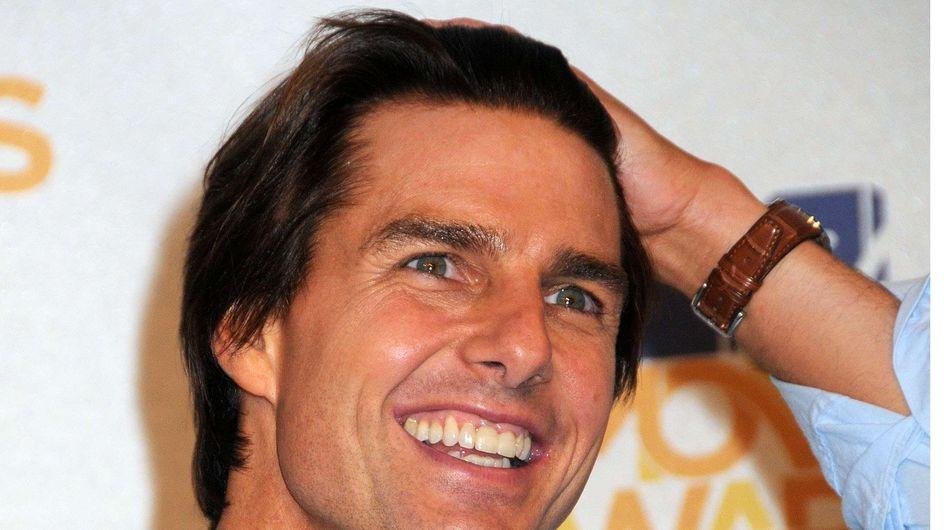 Tom Cruise : Acteur le mieux payé d'Hollywood !