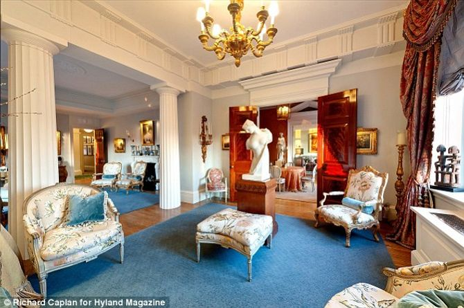 Katie holmes appartement new york