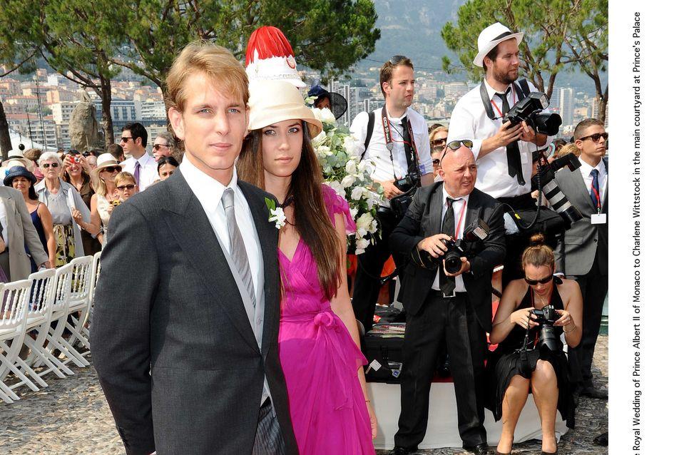 Charlotte Casiraghi : Son frère va se marier !