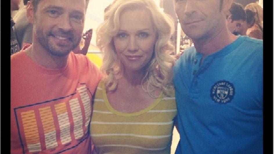 Beverly Hills : Kelly, Jason et Brandon se retrouvent !
