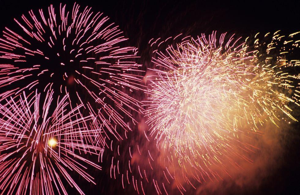 Les folies des stars pour la fête nationale ! (Photos)