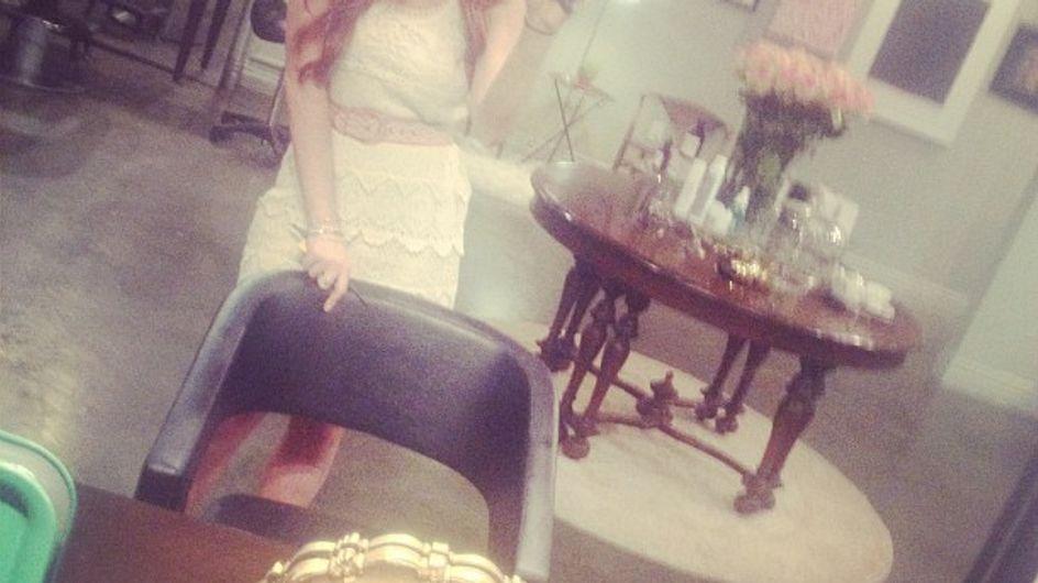 """Lindsay Lohan : Retour à la case """"rousse"""" (Photos)"""