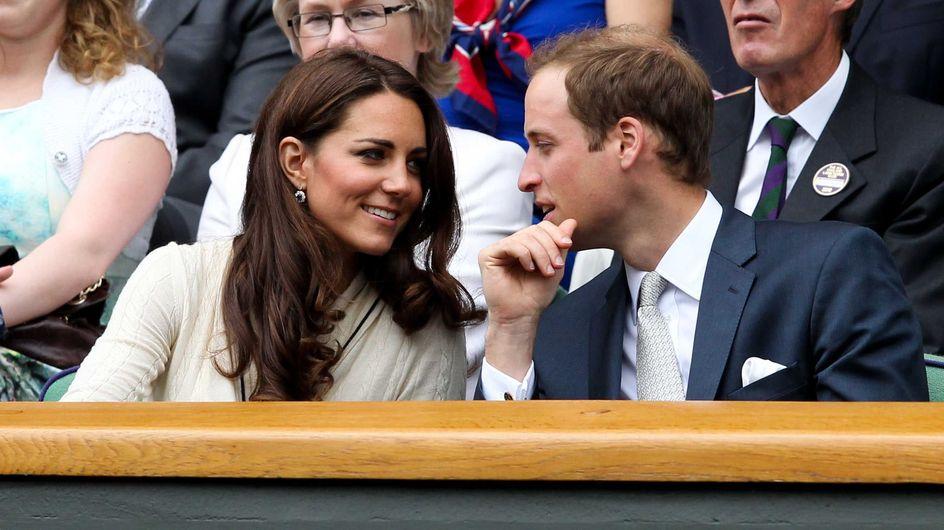 Kate Middleton et le Prince William : Plus amoureux que jamais à Wimbledon (Photos)