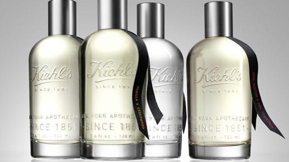 Kiehl's : La marque adorée des beautystas se met au parfum !