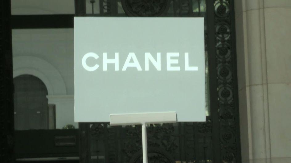 Fashion week : Street Style au défilé Chanel Haute Couture (Vidéo)
