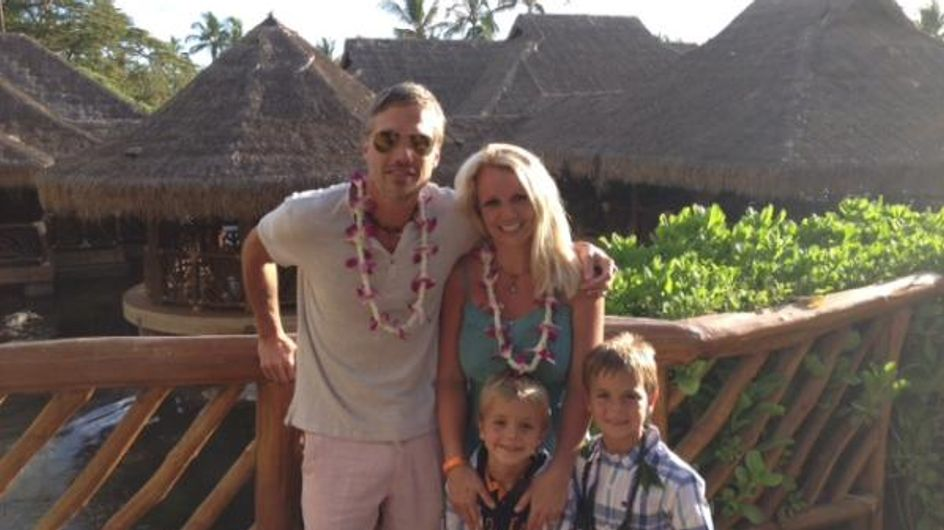 Britney Spears : Ses vacances en famille à Hawaï
