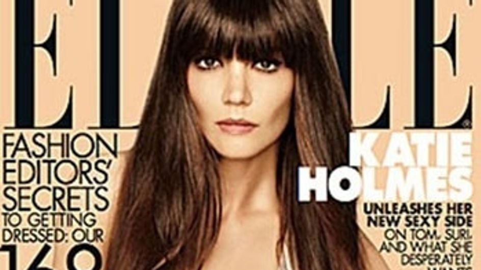 Katie Holmes : Sa nouvelle vie sans Tom Cruise