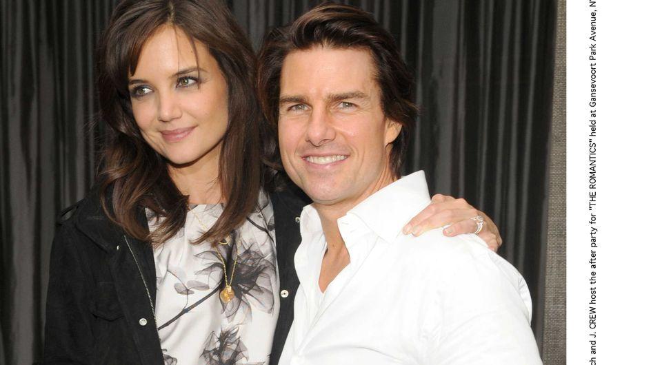 Katie Holmes et Tom Cruise : Un divorce à l'amiable ?
