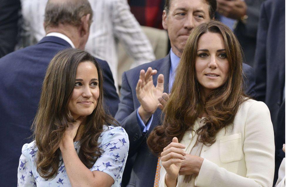 Kate Middleton et Pippa : Radieuses à Wimbledon
