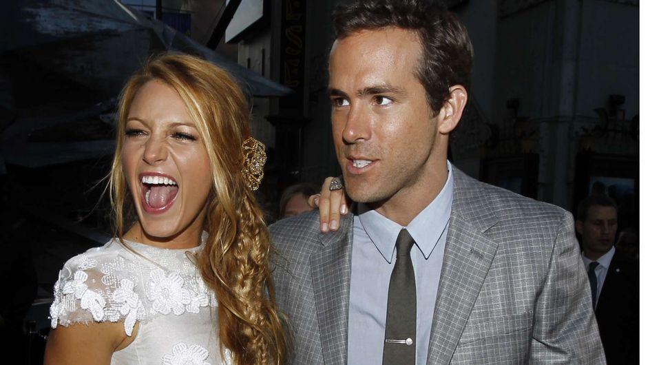 Blake Lively et Ryan Reynolds : Accro l'un à l'autre (Photos)