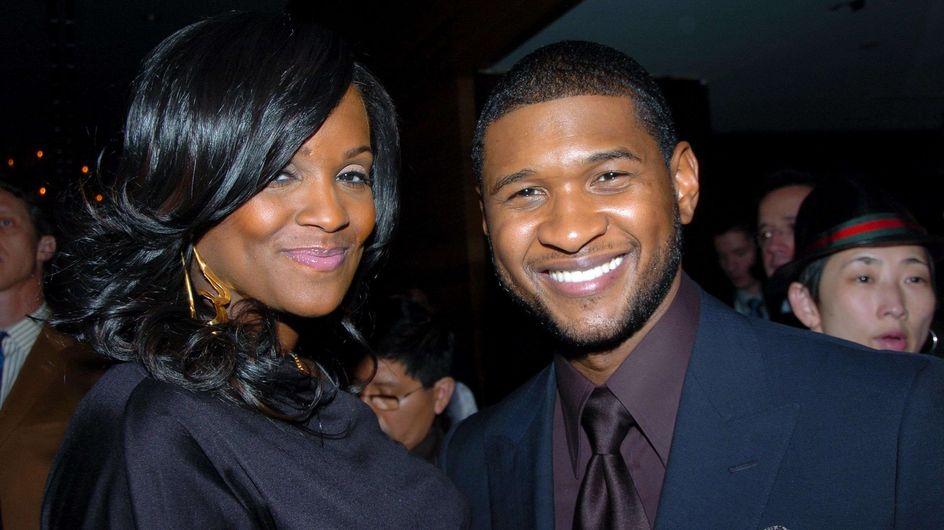 Usher : Son beau-fils en état de mort cérébrale