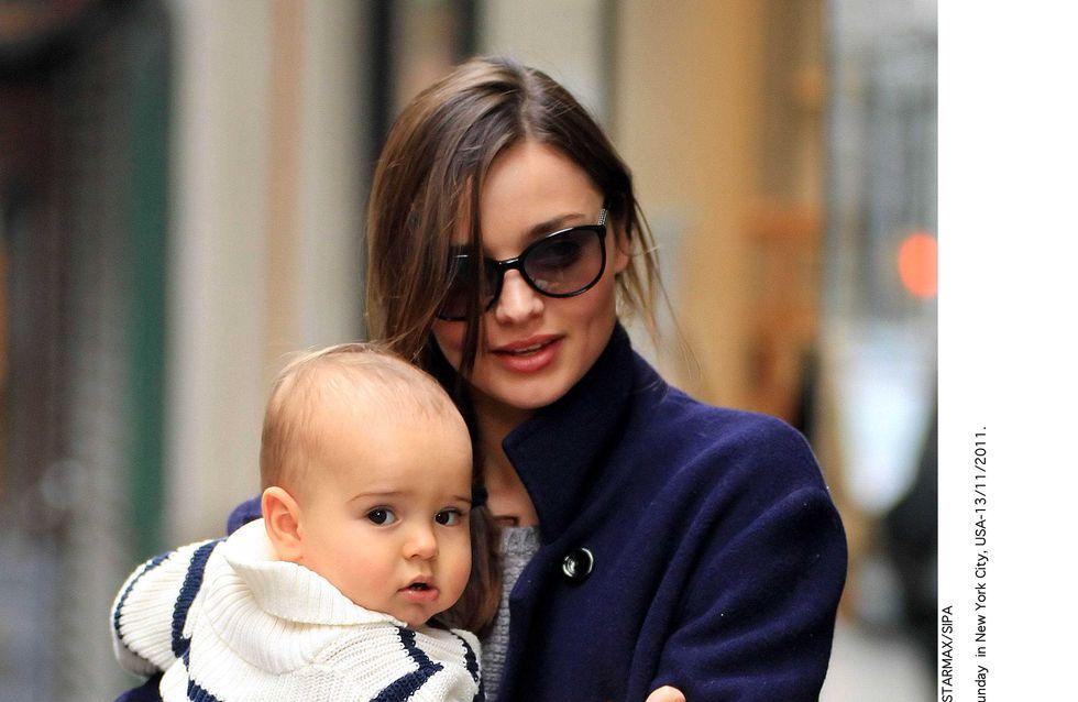 Miranda Kerr : Faire une péridurale, c'est droguer son bébé !