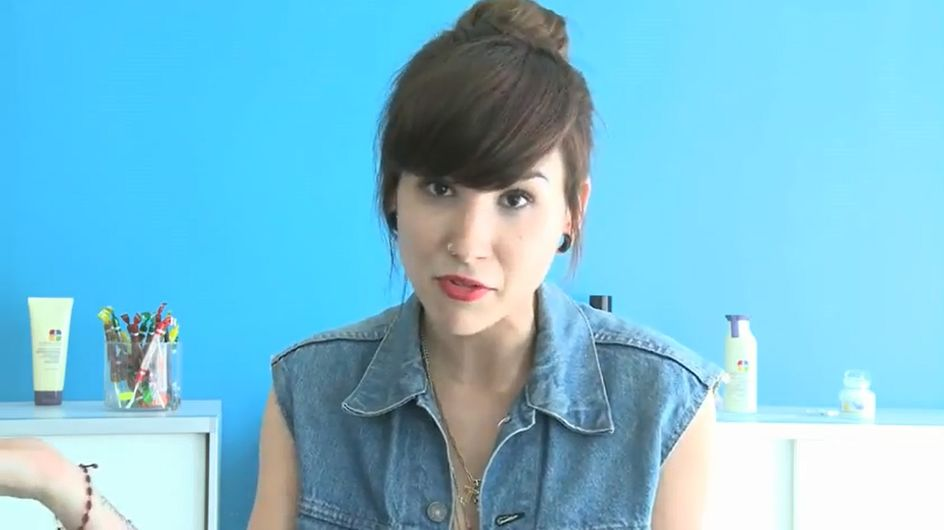 Chignon bun : La beauté selon Caro ! (Vidéo)