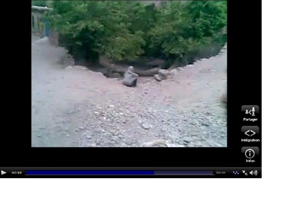 Une vidéo insoutenable nous rappelle la condition des femmes en Afghanistan