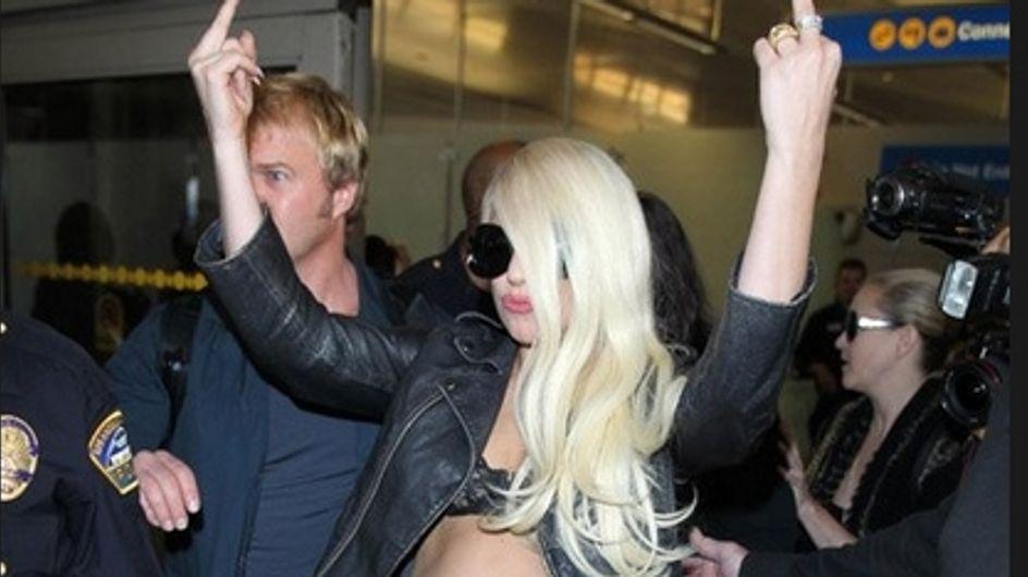 Lady Gaga : Elle fait n'importe quoi ! (Photos)