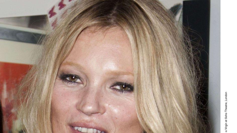 Kate Moss : Les rumeurs enflent… son ventre aussi ?