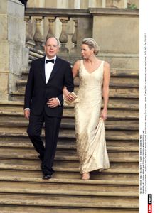 Charlène de Monaco, Kate Middleton, robe