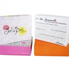 JolieBox : La boîte à beauté s'invite dans les IDTGV !
