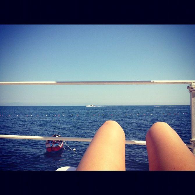 Jessica alba vacances photos