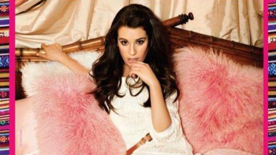 Lea Michele : L'actrice de Glee dans une pub sexy ! (Vidéo)