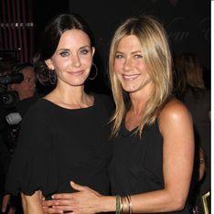 Jennifer Aniston et Courteney Cox : De nouveau amies !