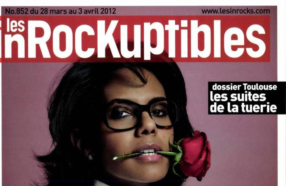 Audrey Pulvar : L'irréductible, aux Inrockuptibles