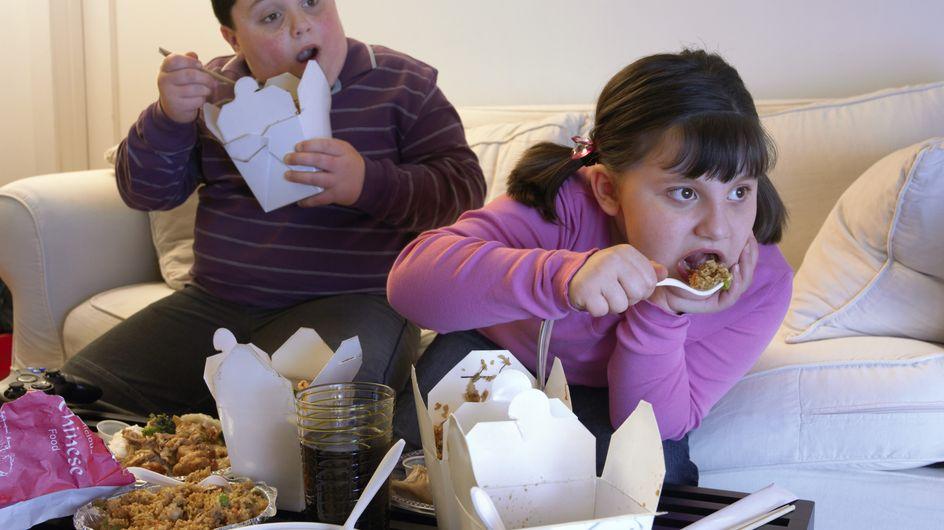 Obésité : Deux enfants retirés de leur famille à cause de leur surpoids