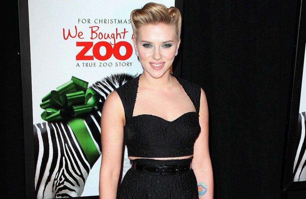 Scarlett Johansson : Elle se juge trop sexy !