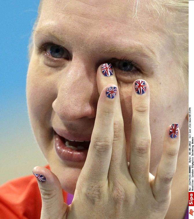 Manucure Jeux Olympiques 2012