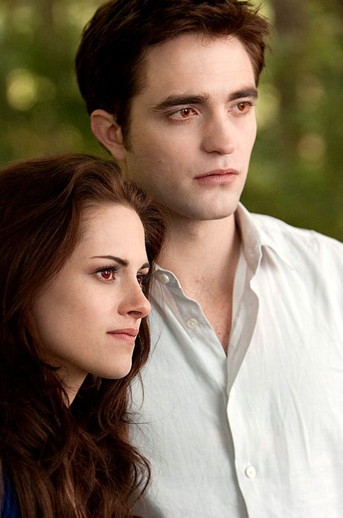 Twilight 5 Edward Bella