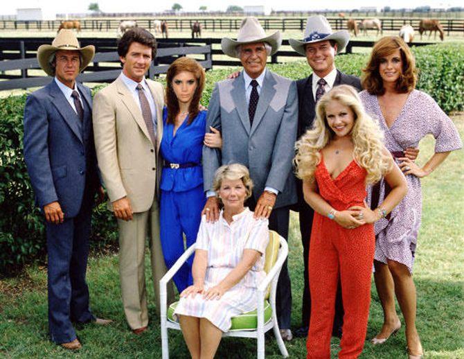 Victoria Beckham Dallas série télé
