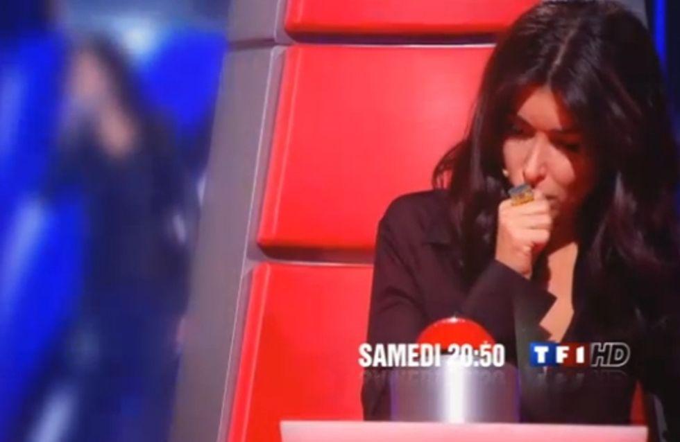 The Voice 2 : Sarah sera-t-elle la plus belle voix de France ? (Vidéo)