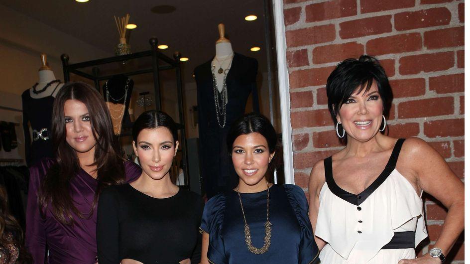 Kim Kardashian et ses sœurs : Battues par leur mère