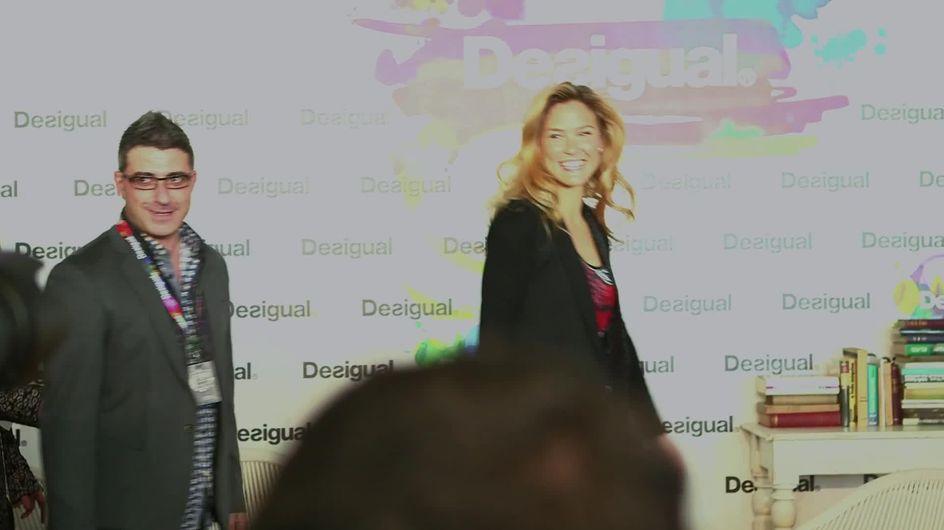 Bar Refaeli : Sublime pour le show Desigual (Vidéo)