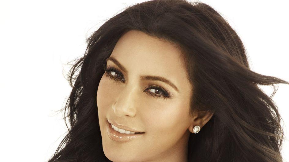 Kim Kardashian : Un bébé à la pointe de la mode
